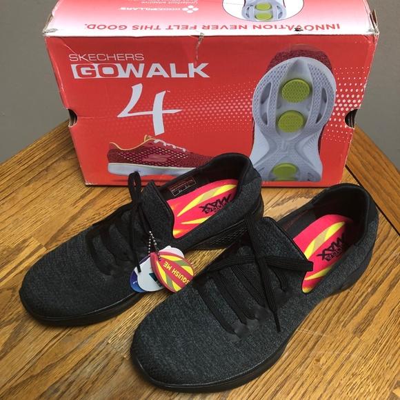 SKECHERS GO WALK 3 RENEW WOMENS SHOES 13984 | eBay